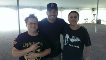 Les Frères Leclair avec Bob Bissonnette
